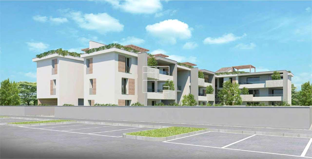 Exclusive apartment with solarium lake view in Desenzano del Garda