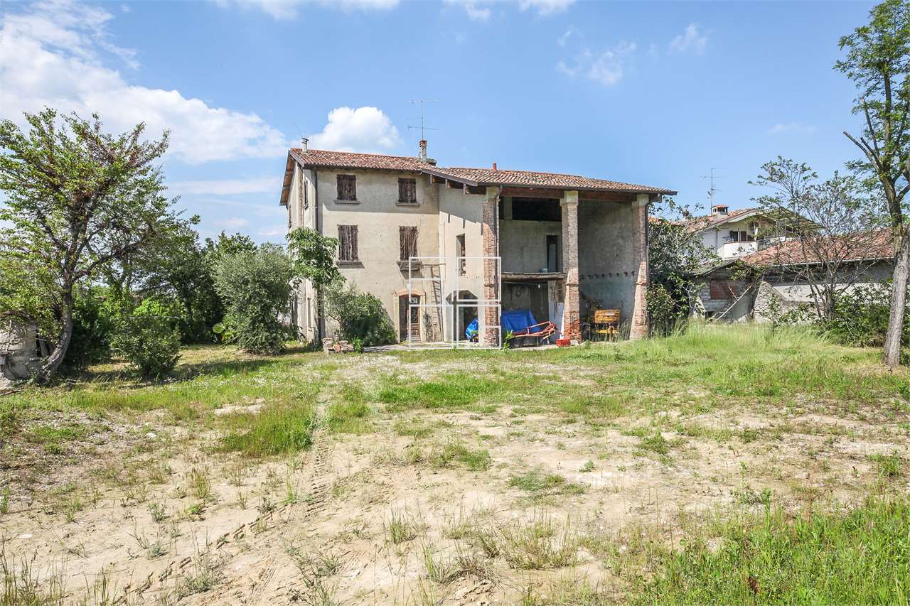 Фермерский дом будет восстановлен в Борго в Desenzano del Garda