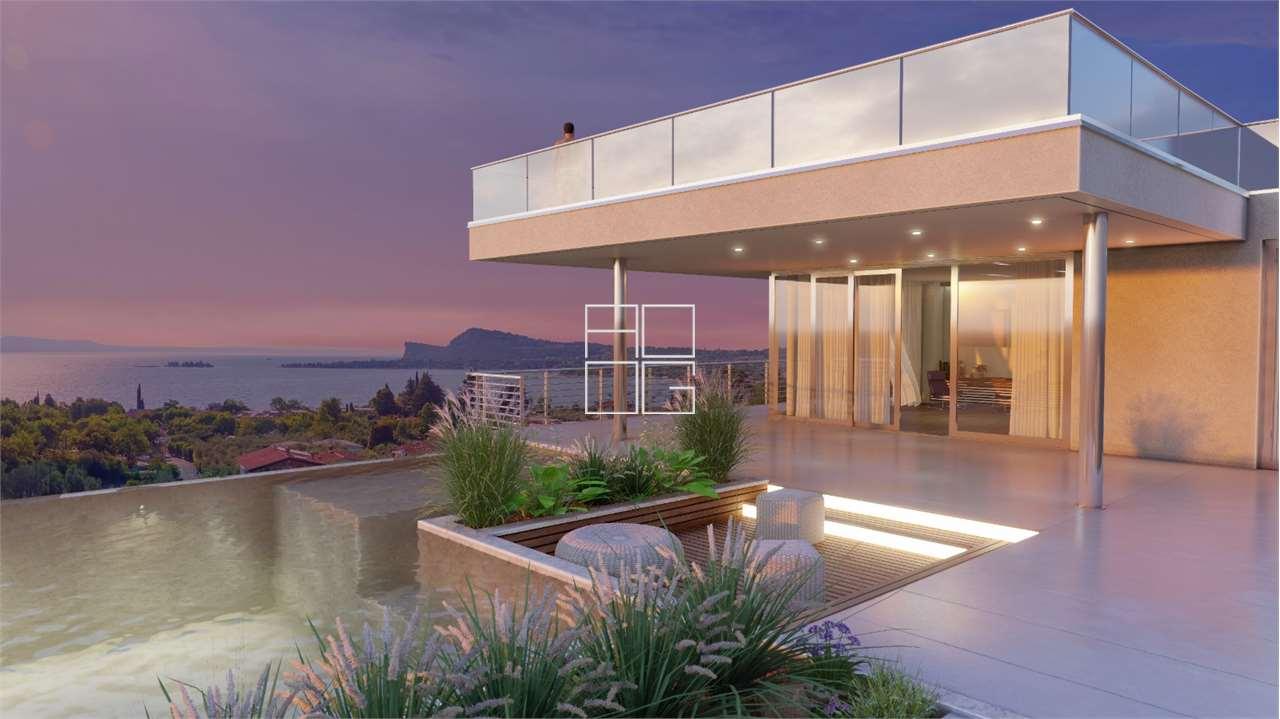 Designkomplex in Planung in einmaliger Lage in San Felice del Benaco